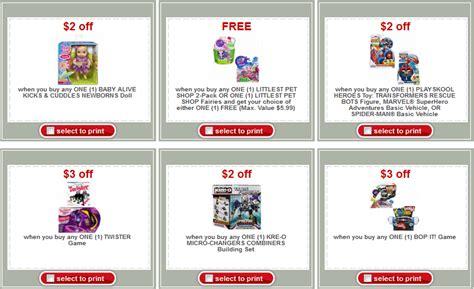hasbro printable targets new target coupons littlest pet shop beyblades hasbro