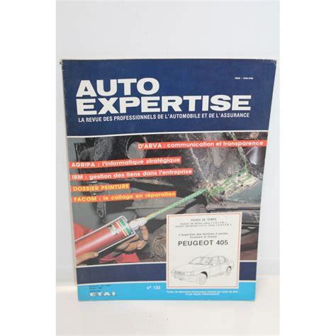Sra Auto by Revue Auto Expertise Fiches Sra Peugeot 405 Vintage Garage