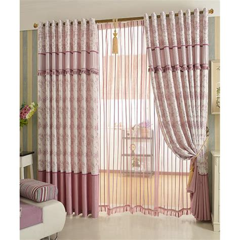 purple curtains for girls bedroom pink purple floral princess beautiful curtains for girls