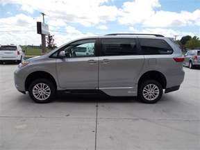 Toyota Minivans For Sale 2017 Toyota Wheelchair For Sale