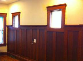 wood wainscoting stained wainscoting dining room dining room