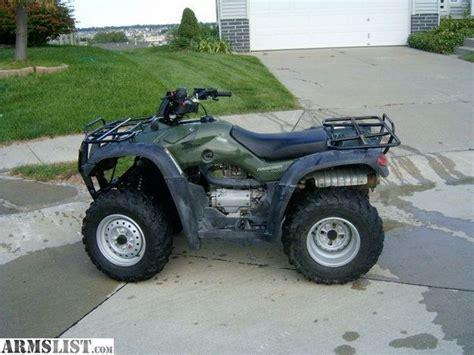 2006 honda rancher 350 4x4 armslist for sale trade 2006 honda 350 4x4 rancher