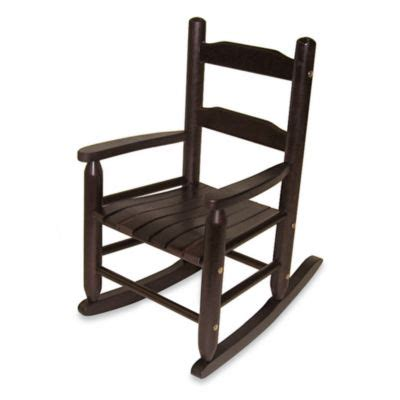 Buy Rocking Chairs For Baby Nursery From Bed Bath Beyond Espresso Rocking Chair Nursery