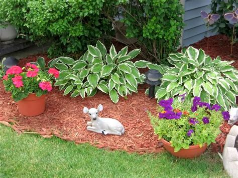 Backyard Flower Bed Ideas Backyard Flower Garden Ideas Marceladick