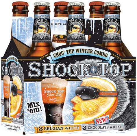 shock top bar shock top adds chocolate wheat to lineup hip hops