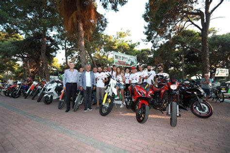 uluslararasi manavgat motosiklet festivali basladi