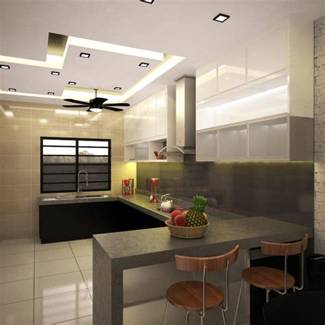 modern kitchen interiors modern kitchen interior design idea