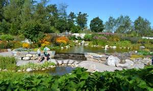 Maine Coastal Botanical Garden Coastal Maine Botanical Gardens Garden