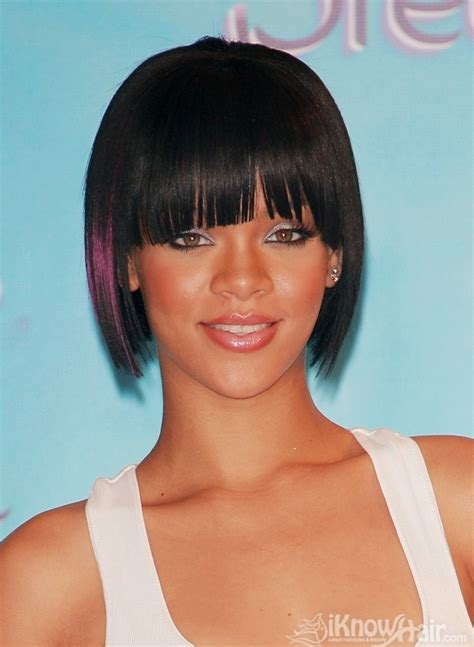 rihanna red bob hairstyle afro and mixed race hair styles rihanna rihanna red hair rihanna short hair styles
