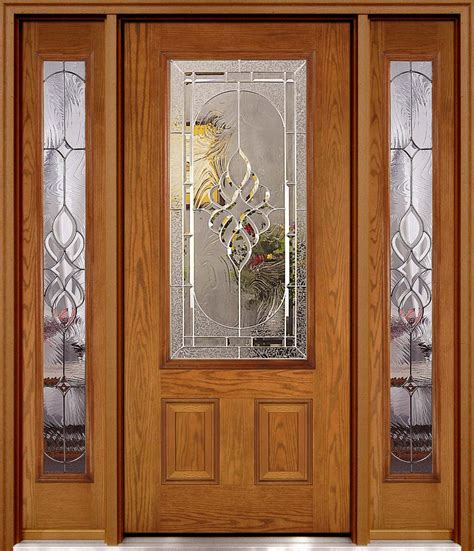 fiberglass entry door with glass home entrance door fibreglass exterior doors