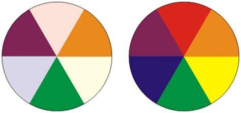 three secondary colors 5 1 2 colour schemes technical presentation proficiency