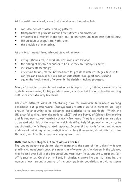 Institutional Support Letter Template in science engineering technology