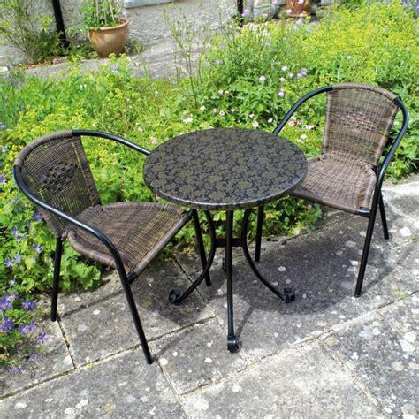 Argos Bistro Table Buy Europa Leisure Fleuretta Bistro Set At Argos Co Uk Your Shop For Garden Table And