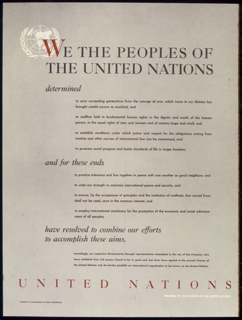 United Nations Nation 7 by Datei United Nations Preamble To The Charter Of The