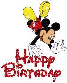 Mickey Mouse Happy Birthday Wishes Happy Birthday Mickey Mouse Happy Birthday