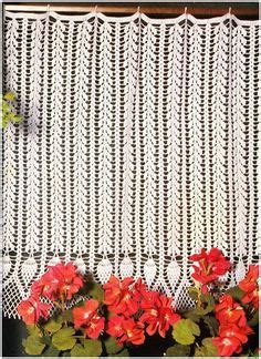 pineapple lace curtains crochet curtains on pinterest