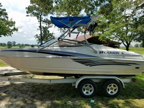 larson senza boats for sale larson senza 206 boat for sale from usa