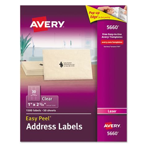 printing address labels from avery superwarehouse avery dennison address labels avery 5660
