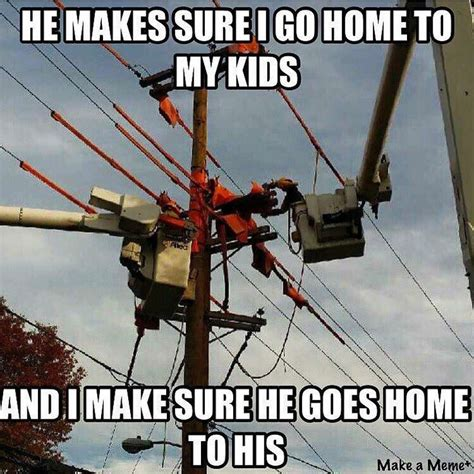 Electrical Meme - 17 best images about my lineman
