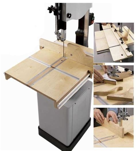 woodworking tools maryland 31 md 00232 bandsaw table system plus 3 jigs woodworking