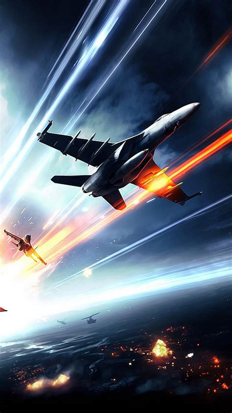 wallpaper game for android battlefield 3 jet android wallpaper free download