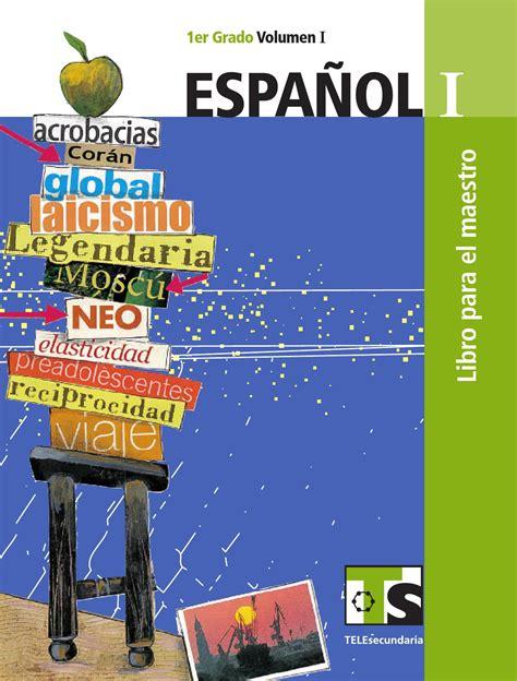 preguntas de español con respuestas maestro espa 241 ol 1er grado volumen i by sbasica issuu