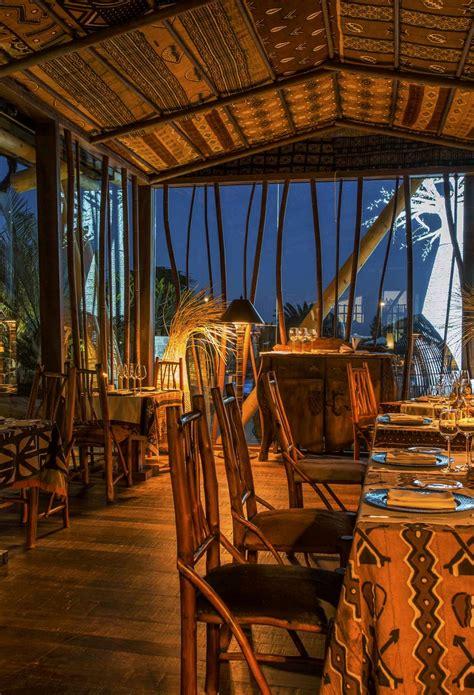 akara african restaurant african interior design