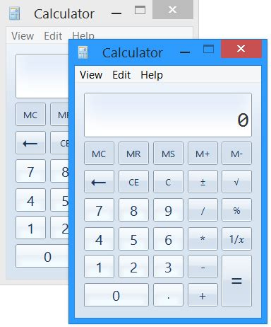 calculator exe open multiple instances of registry in windows 10 8 7