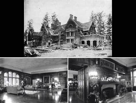Stephen King House Interior by Mansion Seattle Washington Thornewood Castle