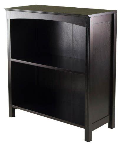 30 inch wide bookcase winsome terrace storage shelf 3 tier wide in 26