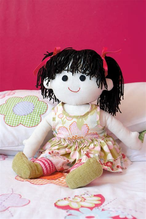 design rag doll pattern make your own rag doll for my niece i am going