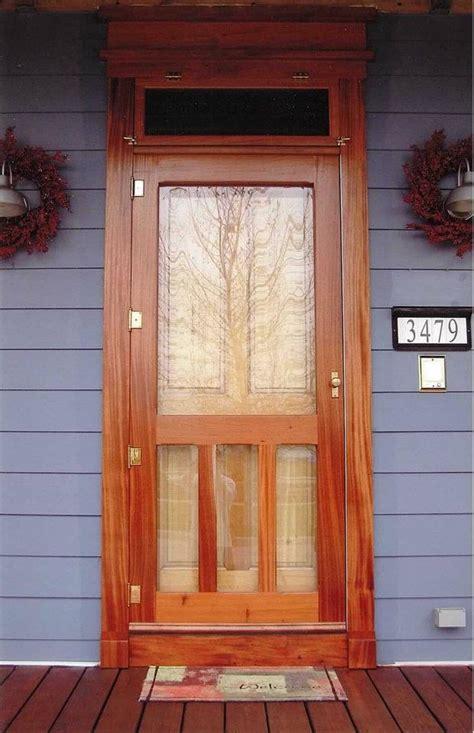 Vintage Screen Door by Screen Transoms For Your Screen Door Vintage Doors
