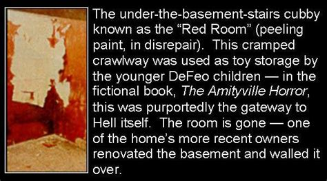 amityville horror house room amityville horror conspiracy infobarrel