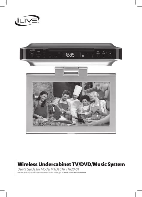 ilive cabinet bluetooth system ilive cabinet bluetooth system manual bar
