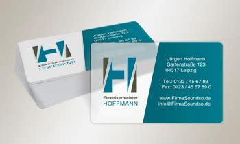 Visitenkarten Transparent by Visitenkarten Aus Karton Aluminium Holz Edelstahl Und