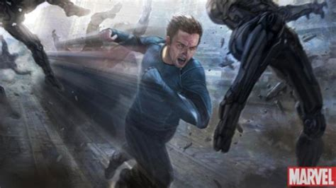 quicksilver movie website ediorial what should iron man s arc in avengers age of