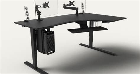 Gaming Desk Accessories Gaming Desk Accessories Gaming Desk In Black With 8 Accessories Buy Atlantic Gaming Desk In