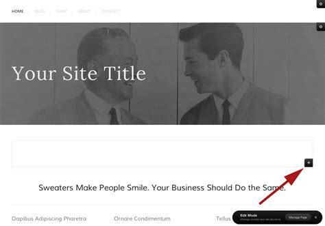 How Can I Add A Search Bar To The Top Of The Five Template Answers Squarespace Template Id