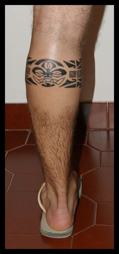 maori leg tattoos for men unique maori