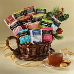 Holiday Gift Basket Ideas Tea Gifts Bigelow Tea Blog