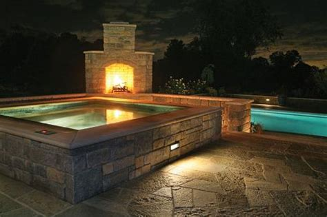 pools with spas top 5 design options for pool spa combos