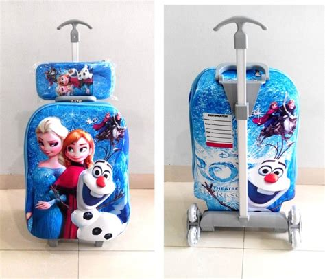 Tas Trolley Troli Anak Ransel Tas Sekolah Frozen Elsa tas anak archives grosirimpor