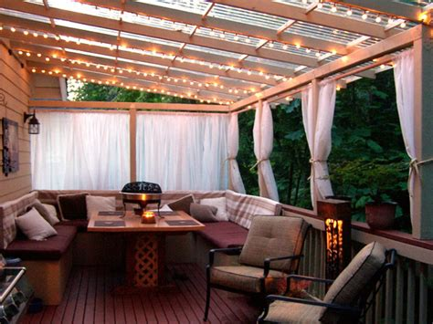 Outdoor Deck Ideas On A Budget   Home Design Ideas