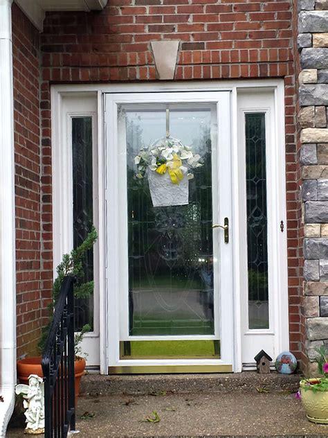 Strom Door by Screen Doors Iron Crafters Llc