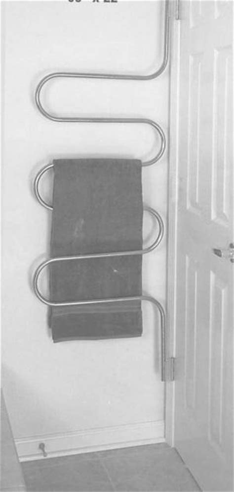 bathroom door towel racks farm show towel rack fits behind bathroom door