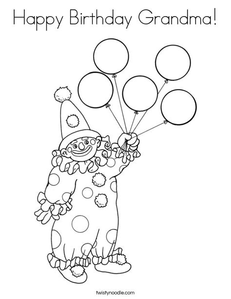 we love you grandma coloring pages freecoloring4u com