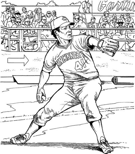 free baseball team logo coloring pages