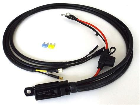 motorcycle horn wiring diagram 30 wiring diagram images