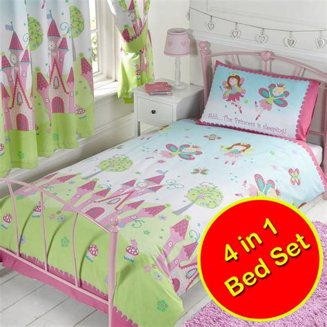 toddler bed spread character generic junior 4 in 1 toddler bedding bundle