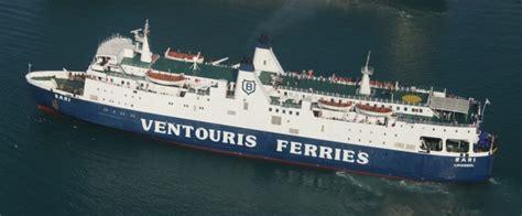 porto di bari traghetti traghetti bari corfu ventouris ferries